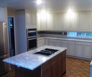 Professional Kitchen Remodel